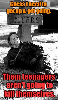"It is ""Halloween"" season! 
