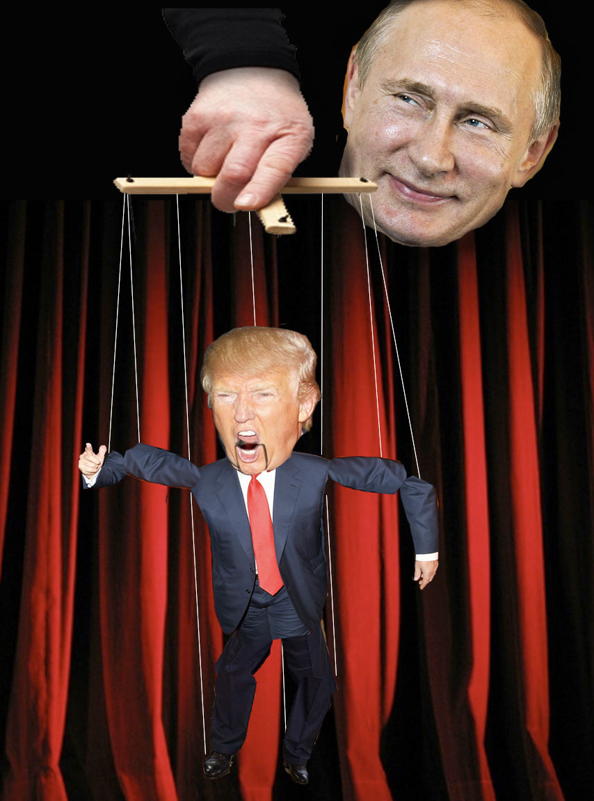Image result for puppet trump meme