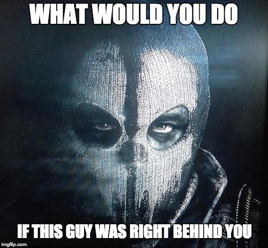 1cob0o cod ghosts logan memes imgflip