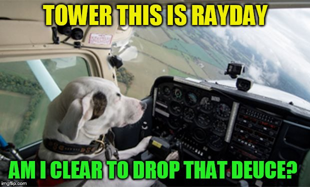 TOWER THIS IS RAYDAY AM I CLEAR TO DROP THAT DEUCE? | made w/ Imgflip meme maker