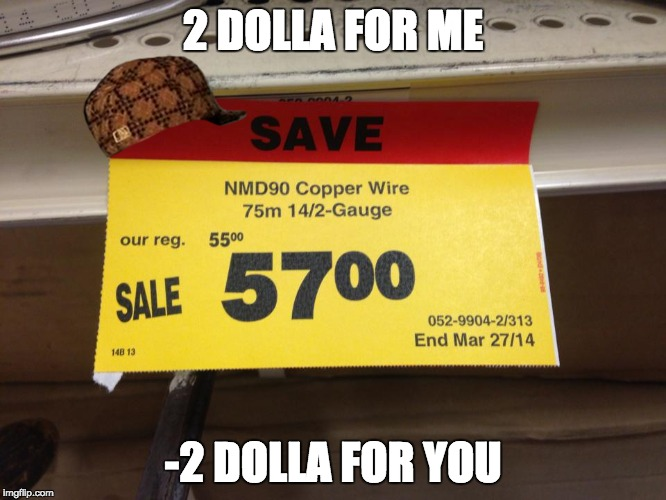 2 DOLLA FOR ME -2 DOLLA FOR YOU | made w/ Imgflip meme maker