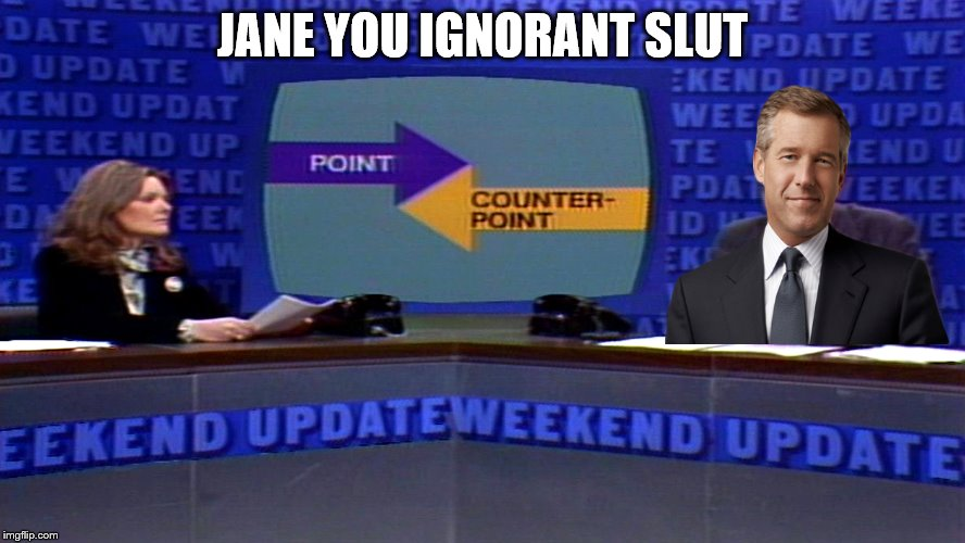 JANE YOU IGNORANT S**T | made w/ Imgflip meme maker
