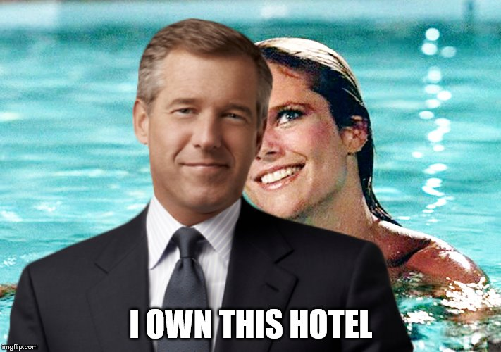 I OWN THIS HOTEL | made w/ Imgflip meme maker