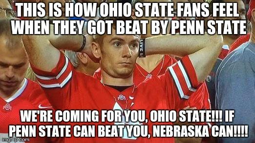 Osu Ohio State Fan Memes Gifs Imgflip