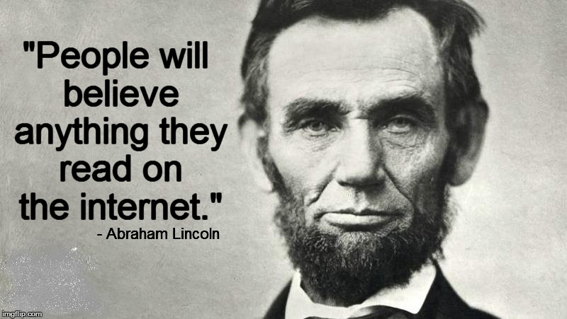 Internet famous quotes