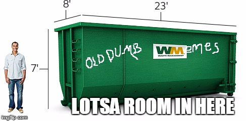 LOTSA ROOM IN HERE | made w/ Imgflip meme maker