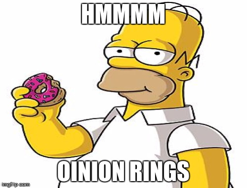 HMMMM OINION RINGS | made w/ Imgflip meme maker