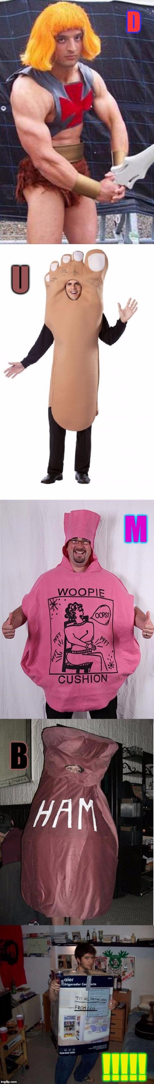 very dumb halloween costumes - imgflip