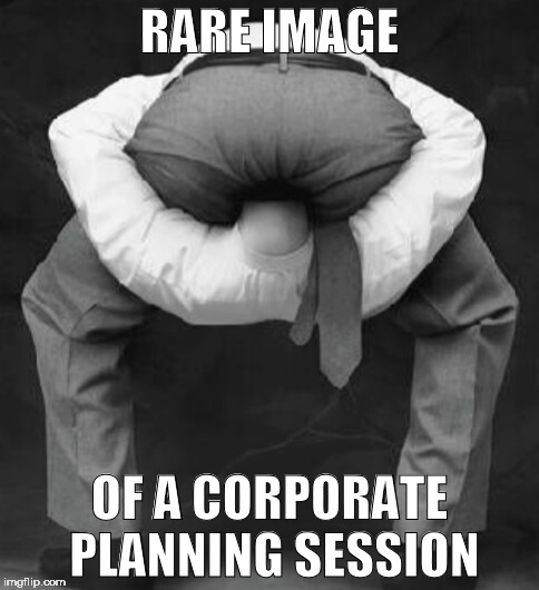 ScreenshotManager | RARE IMAGE OF A CORPORATE PLANNING SESSION | image tagged in screenshotmanager | made w/ Imgflip meme maker