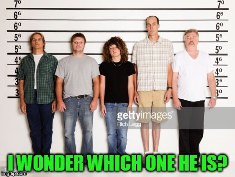 I WONDER WHICH ONE HE IS? | made w/ Imgflip meme maker