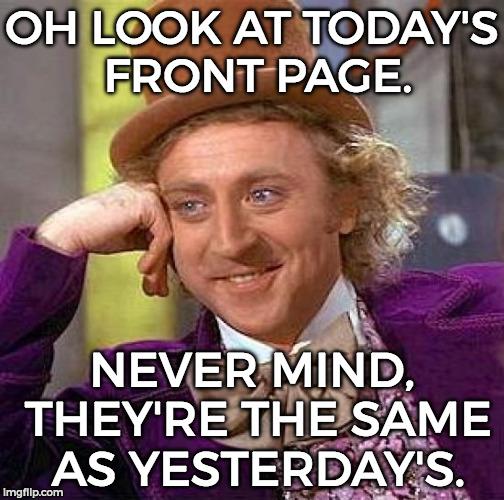 Creepy Condescending Wonka Meme - Imgflip