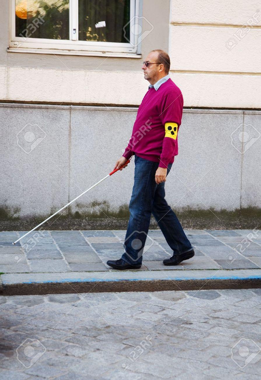 Blank Meme Man blind man Lates...
