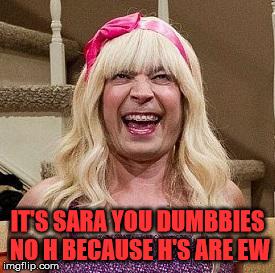Sara Ew Jimmy Fallon Meme Generator Imgflip