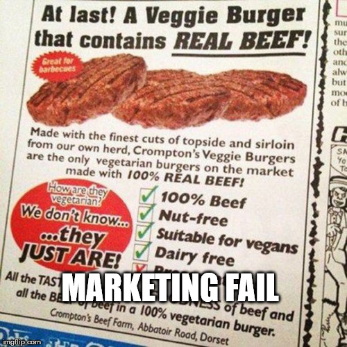 When marketing goes wrong!  |  MARKETING FAIL | image tagged in marketing,epic fail,lmao,funny memes | made w/ Imgflip meme maker