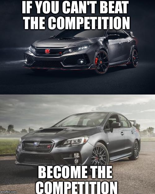 Subaru Imgflip
