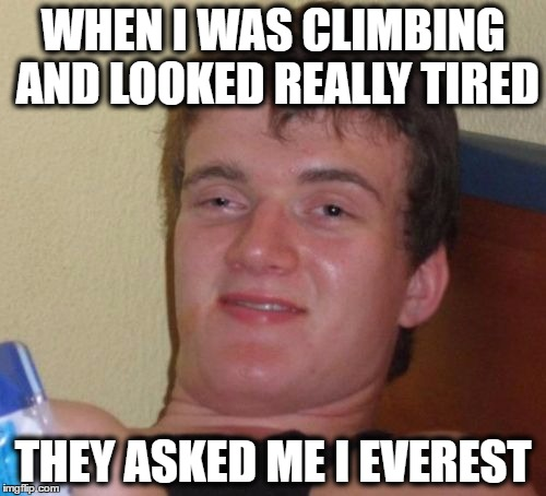 1d5dxi everest imgflip,Everest College Guy Meme