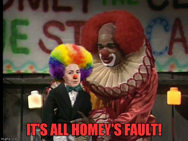 IT'S ALL HOMEY'S FAULT! | made w/ Imgflip meme maker