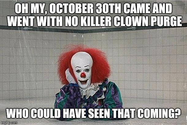 It Clown Memes Imgflip