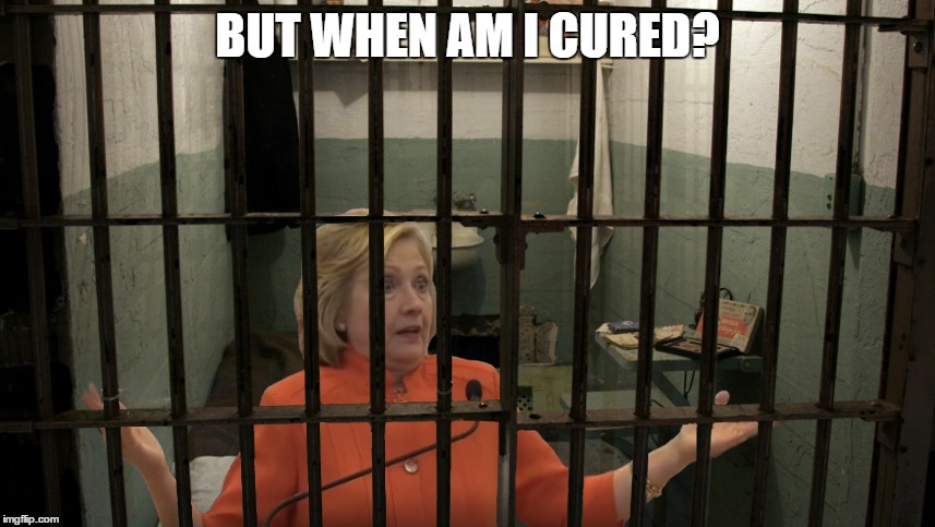 BUT WHEN AM I CURED? | made w/ Imgflip meme maker