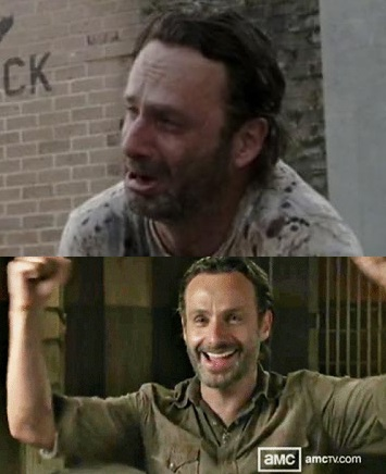 The Walking Dead Death Reaction Meme Generator Imgflip