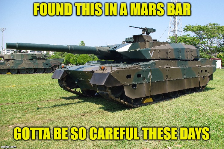 FOUND THIS IN A MARS BAR GOTTA BE SO CAREFUL THESE DAYS | made w/ Imgflip meme maker