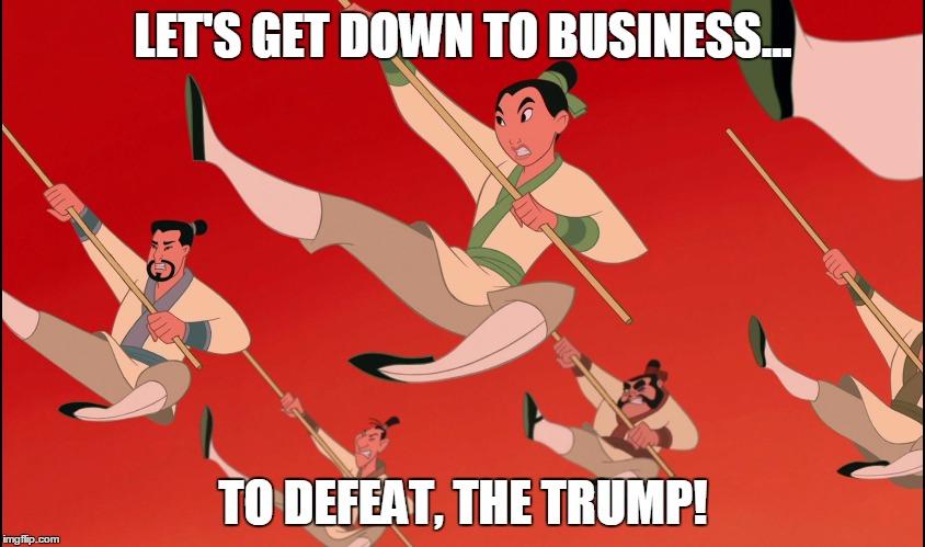 1dgv99 mulan imgflip,Get Down Business Meme
