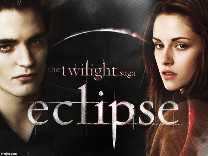 """what is the moral lesson of twilight saga eclipse Posts about lds mormon written by studentleanne this will be my final post discussing the everglow thread, """"100+ more things i've learned from twilight""""enjoy 155 edward is not real (must remind myself of that one."""