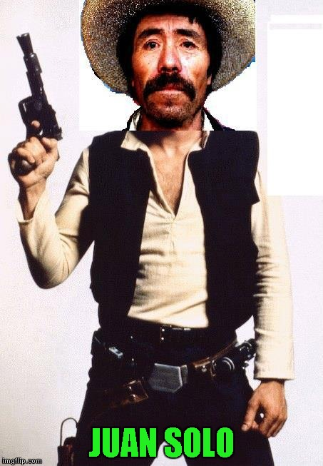 JUAN SOLO | made w/ Imgflip meme maker
