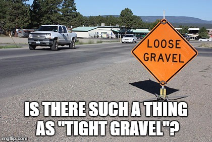 Image result for picking up gravel  meme