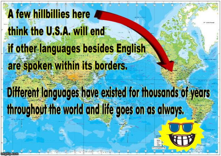 Hillbilly Imgflip - Us hillbilly map