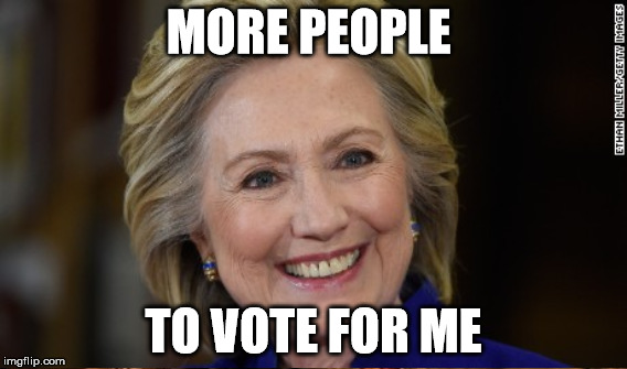 MORE PEOPLE TO VOTE FOR ME | made w/ Imgflip meme maker
