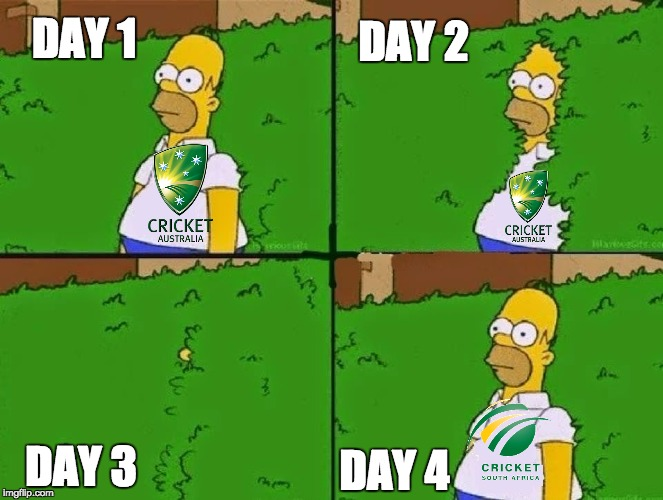 HOMER BUSH |  DAY 1; DAY 2; DAY 4; DAY 3 | image tagged in homer bush | made w/ Imgflip meme maker