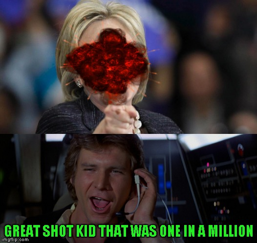 GREAT SHOT KID THAT WAS ONE IN A MILLION | made w/ Imgflip meme maker