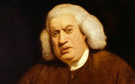 High Quality Samuel Johnson Blank Meme Template