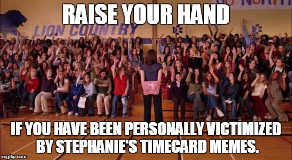 Image Tagged In Mean Girls Imgflip