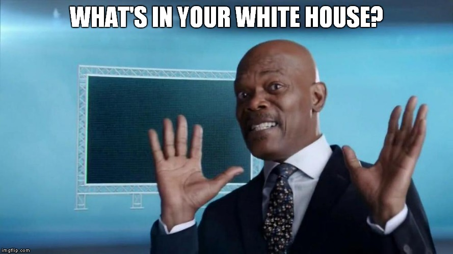 One Capitol |  WHAT'S IN YOUR WHITE HOUSE? | image tagged in donald trump,president 2016,memes,hillary clinton 2016 | made w/ Imgflip meme maker
