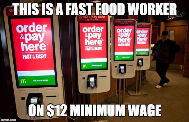 should minimum wage be raised essay Why the minimum wage should be raised ted kennedy once said that no one who works a forty-hour week fifty-two weeks a year should live in poverty.