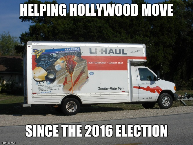 moving truck imgflip