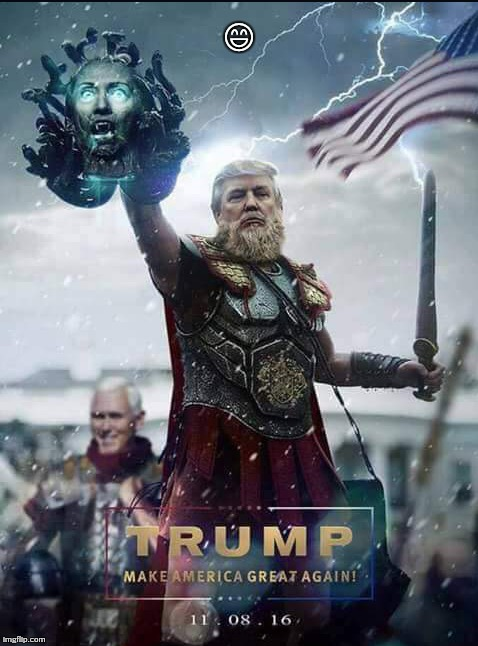 Love this, had to share, whoever made this is awesome!! | image tagged in donald trump,trump 2016,just for fun,funny memes | made w/ Imgflip meme maker