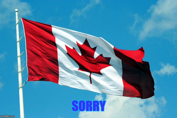 SORRY | made w/ Imgflip meme maker