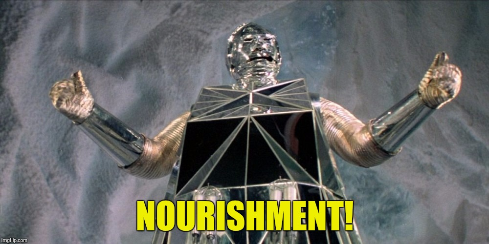 NOURISHMENT! | made w/ Imgflip meme maker
