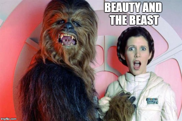 BEAUTY AND THE BEAST | made w/ Imgflip meme maker