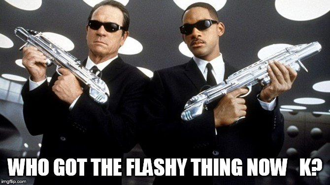 WHO GOT THE FLASHY THING NOW   K? | made w/ Imgflip meme maker
