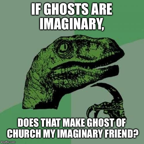"Ghost of Church, my bestie, for ""username"" weekend 