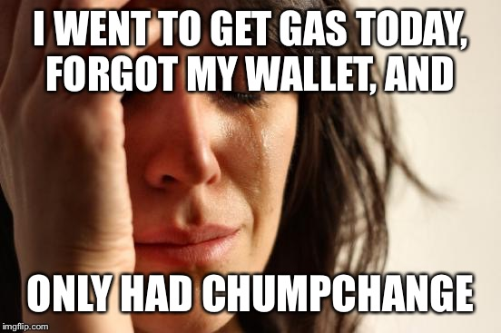 """Username"" weekend for ChumpChange.  