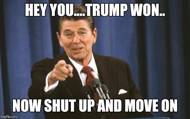 Ronald Reagan Imgflip