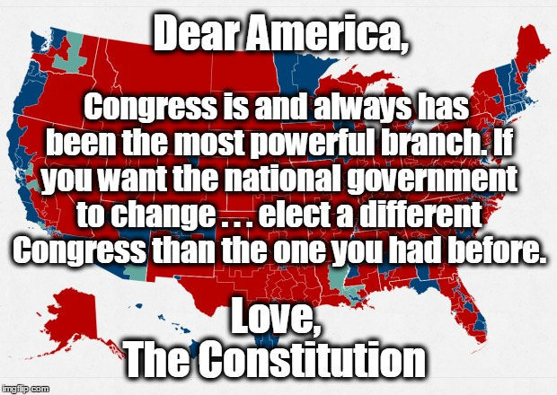 which branch of government is the most powerful