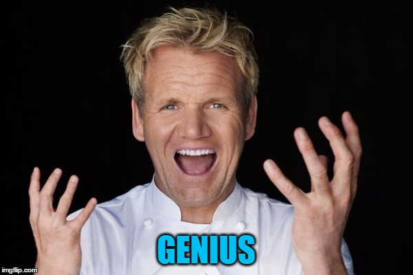 GENIUS | made w/ Imgflip meme maker