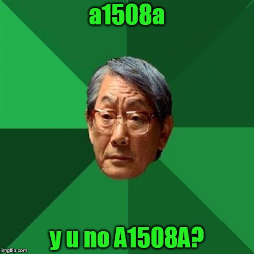 USE A USERNAME WEEKEND |  a1508a; y u no A1508A? | image tagged in memes,high expectations asian father,use the username weekend | made w/ Imgflip meme maker