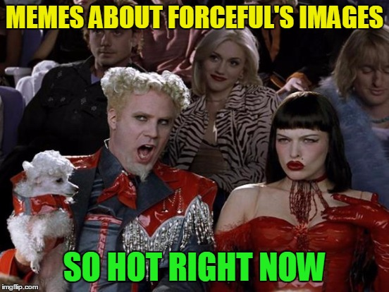 MEMES ABOUT FORCEFUL'S IMAGES SO HOT RIGHT NOW | made w/ Imgflip meme maker